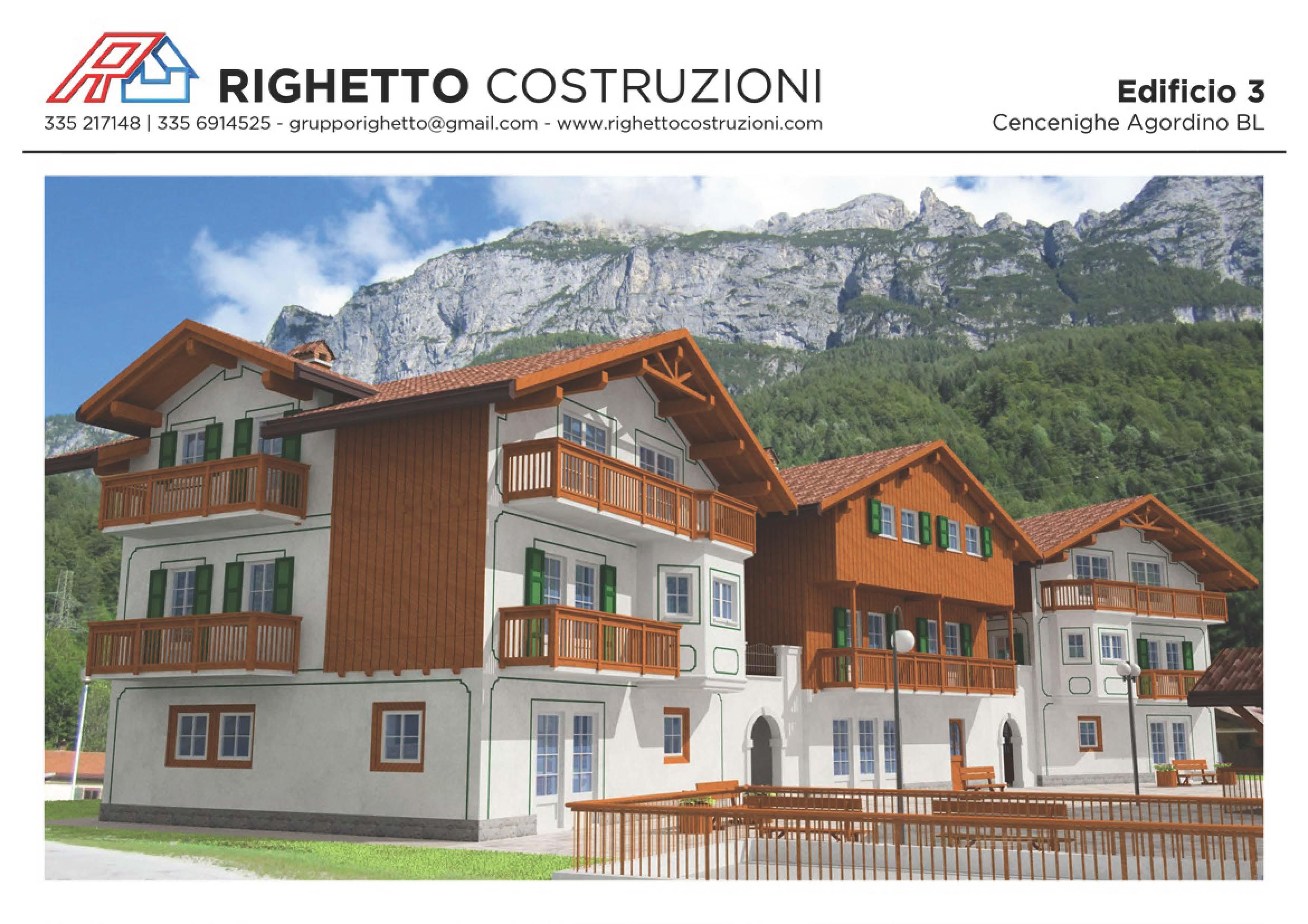Appartamenti Cencenighe Agordino BL