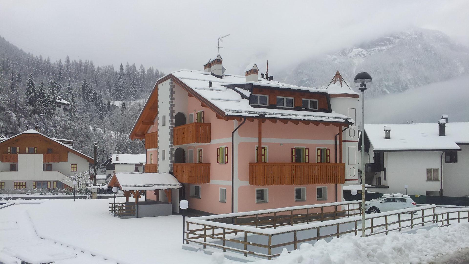 Appartamenti Cencenighe Agordino BL_03