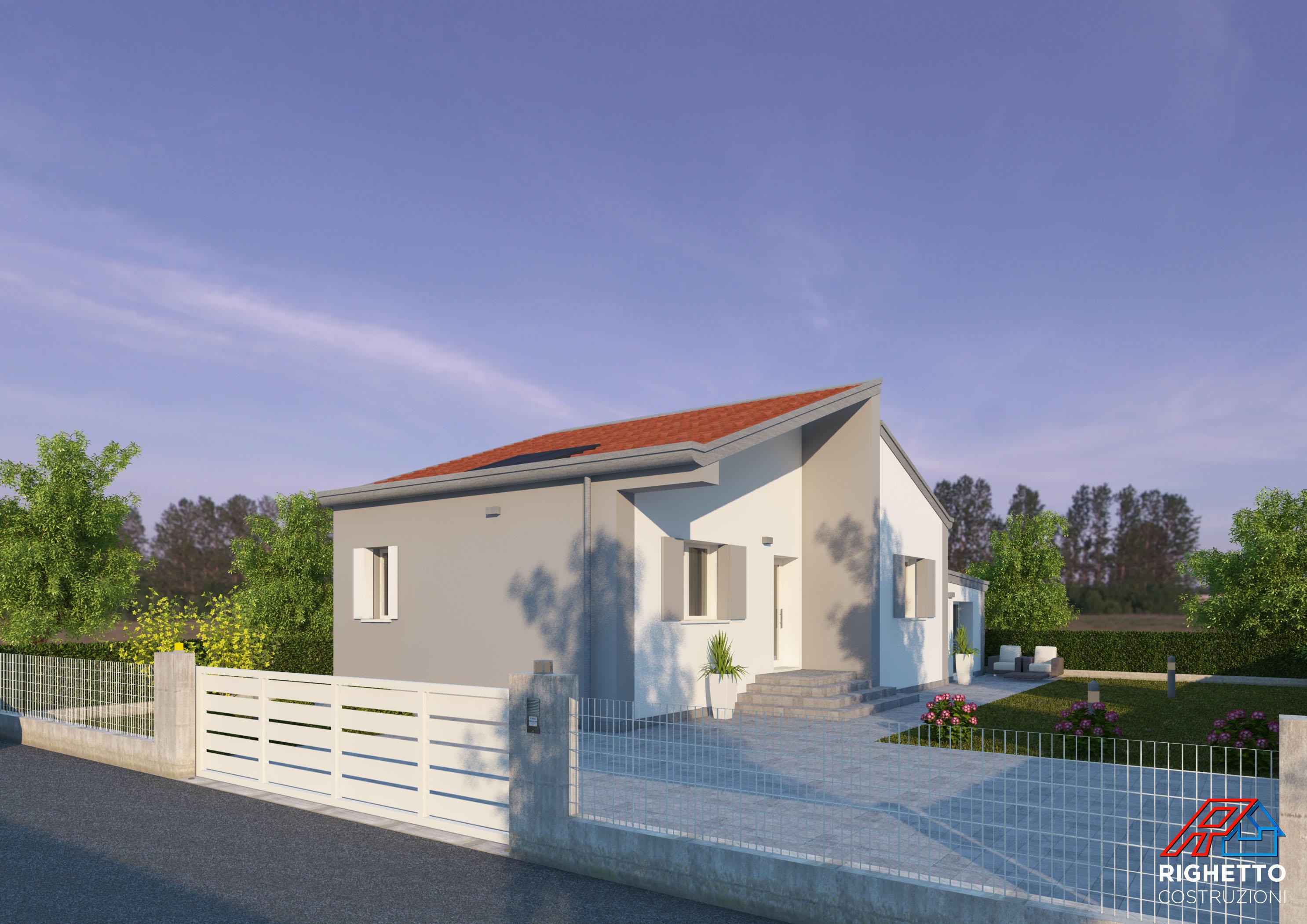 Casa Singola Indipendente - Noale VE