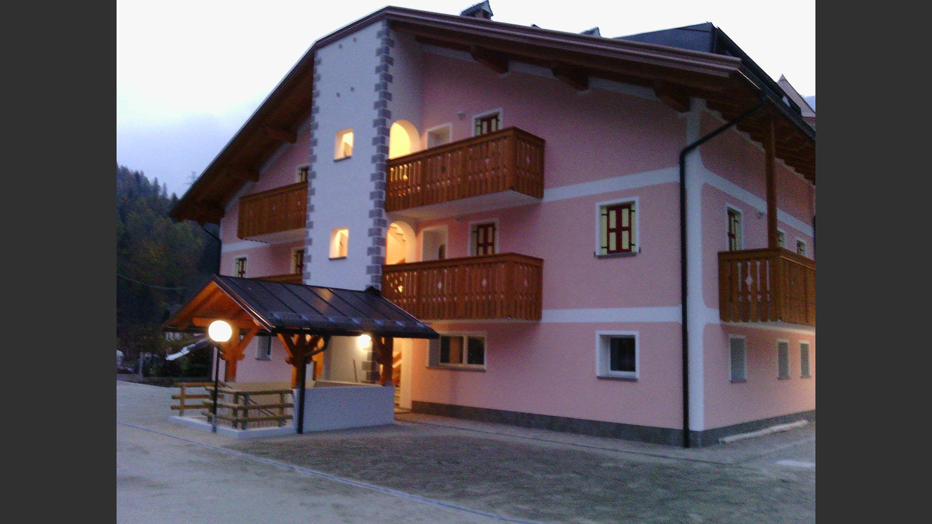 Appartamenti Cencenighe Agordino BL_06