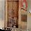 Wood Art Photo Block - Rustic Door Vintage - Portugal