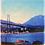 Marble Art Photo Coaster - Lions Gate Bridge