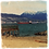 Marble Art Photo Coaster  - Jericho Beach - Mountains and Beach - Photo Images printed on Marble and Wood