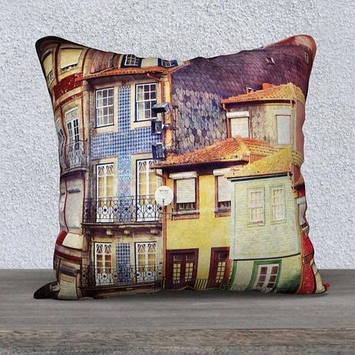 Cushion Cover - Colours of Porto