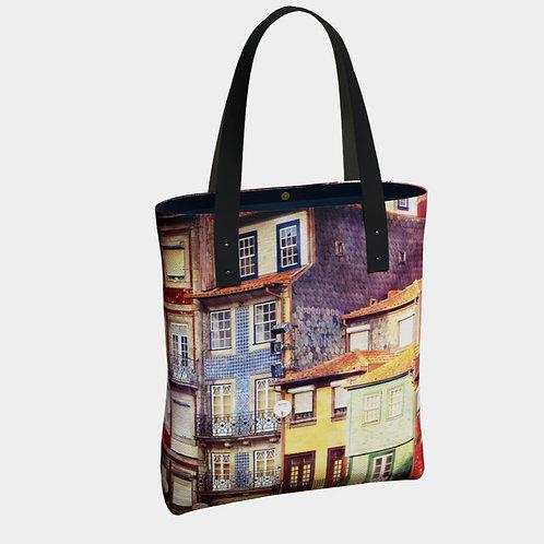Tote Bag - Colours of Porto