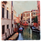 Marble Art Photo Coaster  - Venice Canal - Photo Images printed on Marble and Wood