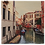Wood Art Photo Block - Venice Canal