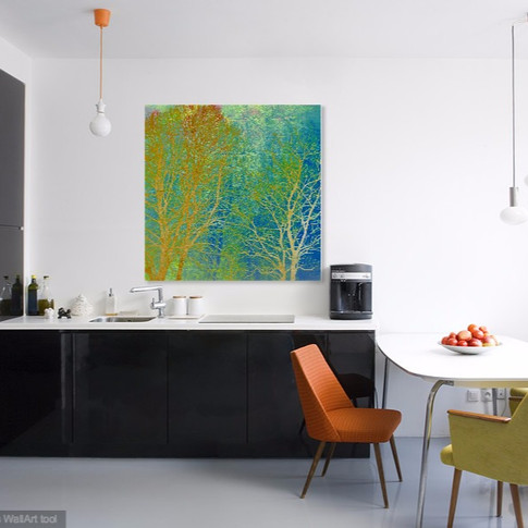 Enchanted Forest - Kitchen