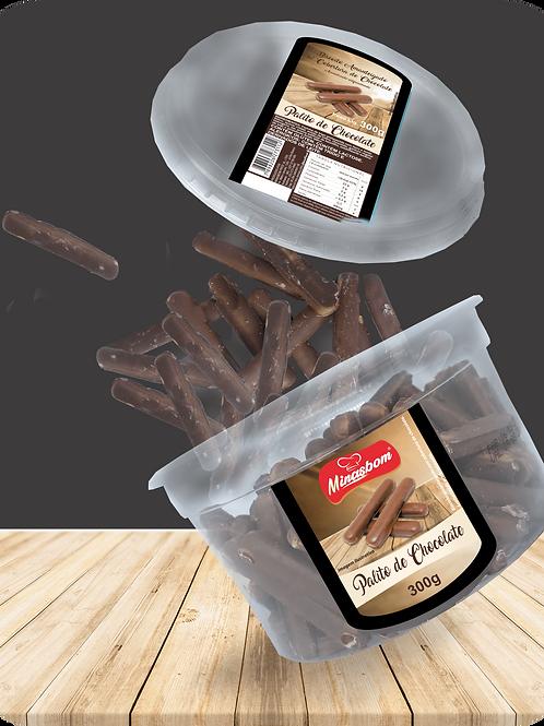 Biscoito Petit Four - Palito de Chocolate - 300g