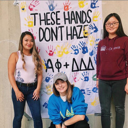 These Hands Don't Haze 2019