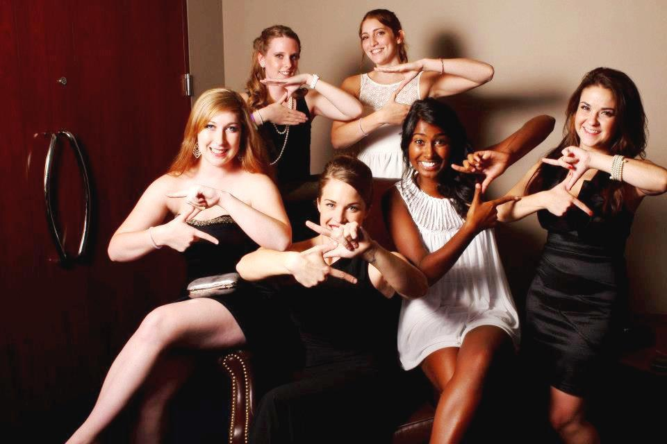 Omega Theta Alpha's Ten Year Formal