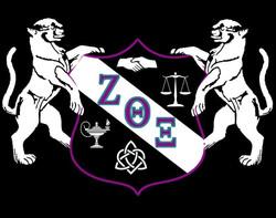 Zeta Theta Xi Crest
