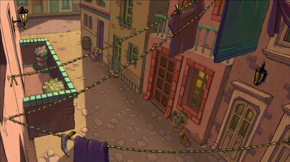 Hey Arnold Alley