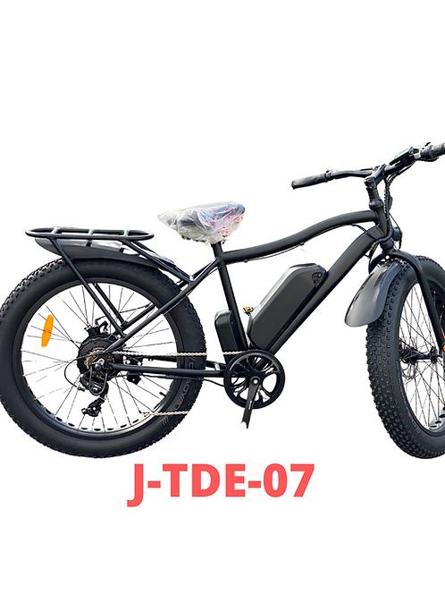 J-TDE-07 (FAT TIRE)