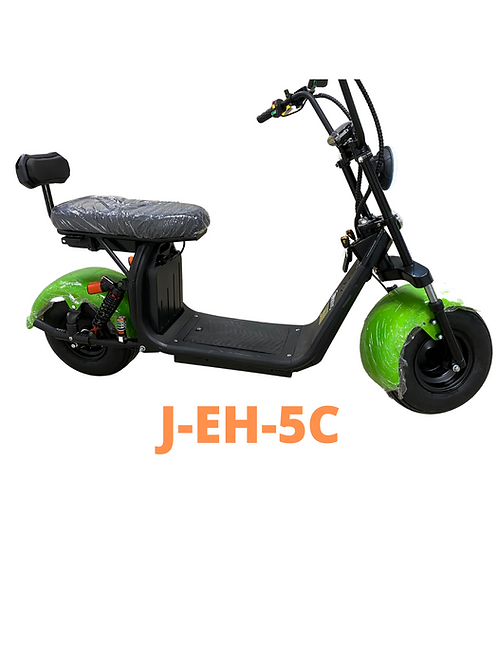 J-EH-5C  WITH ONLY ONE 60V/20AH BATTERY, 2000W MOTOR, PEAK WATTS: 4000W
