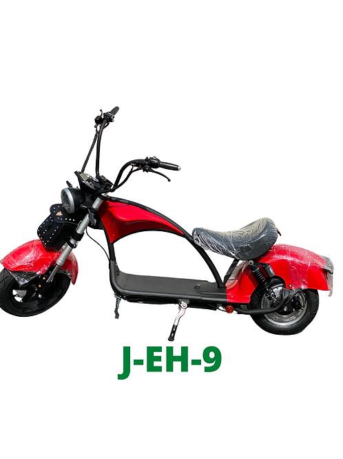 CHOPPER J-EH-9,  ONE 60V/20AH BATTERY, 1500W MOTOR, PEAK WATTS: 3000W