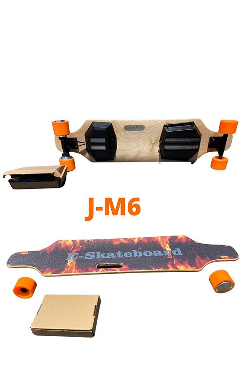 J-M6 SKATEBOARD DOUBLE DRIVE