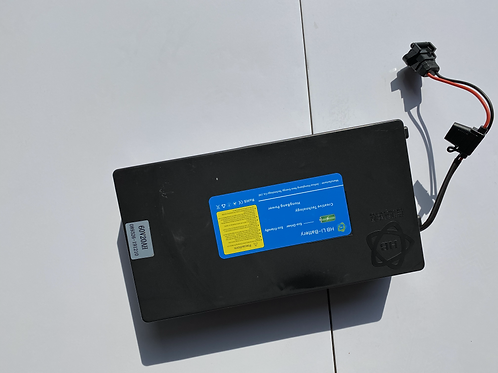 ELECTRIC SCOOTER  LITHIUM BATTERY 60V/20AH WATTS HOURS (1200WH)
