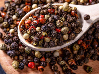 Black Pepper, a staple ingredient all over the world