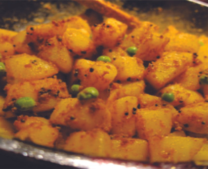 Indian Spice Blend - Bombay Potatoes