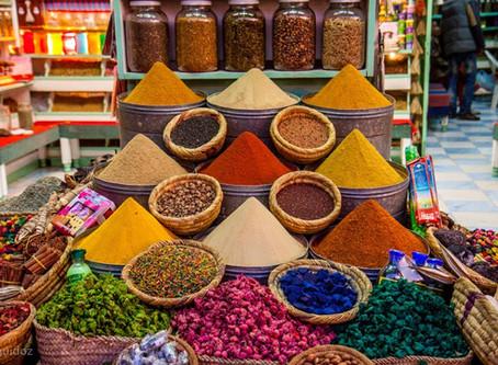 Inside the Spice House - Ras el Hanout
