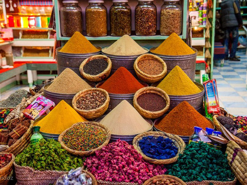 Inside the Spice House - Ras el Hanout