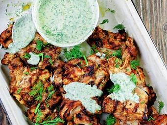 Mediterranean Blend Lemon & Yoghurt Chicken