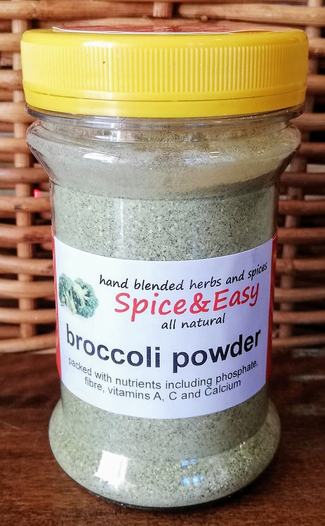 Broccoli Powder 120g