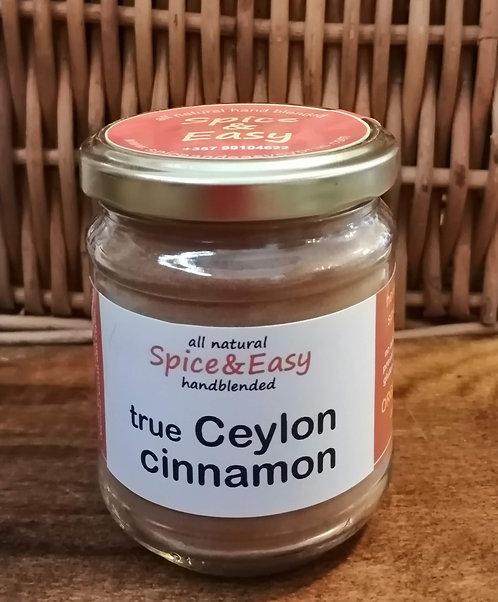 True Ceylon Cinnamon 85g