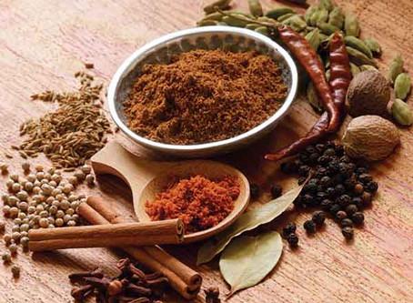 Inside the Spice House – Garam Masala