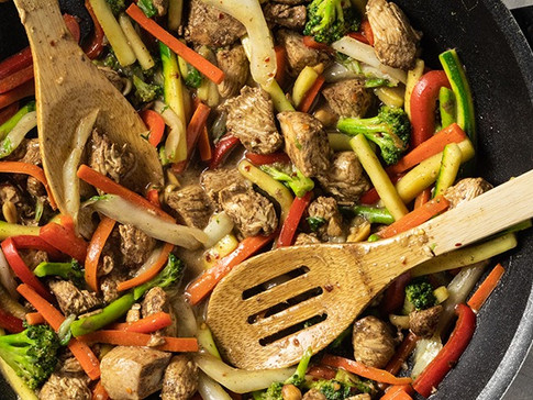 Chinese '5 Spice' Healthy Stir Fry