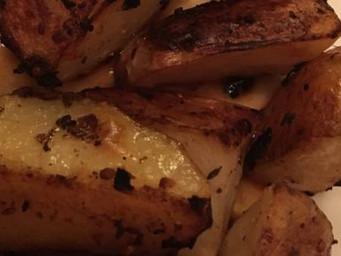 Ras el Hanout Roasted Potatoes