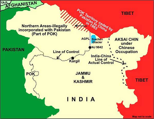 Revisiting center-state Relations under Indian Constitution: An unsung saga of Kashmir