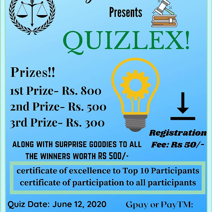Online Quiz Competition on INDIAN PENAL CODE!