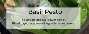 Basil leaves, walnuts, and salt are the ingredients for basil pesto.