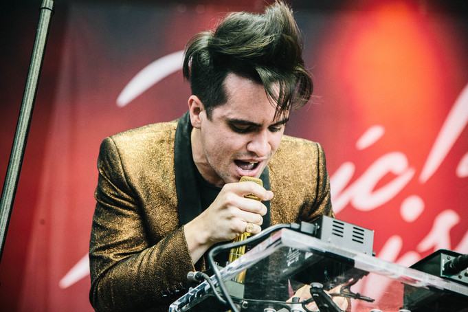 Panic! At The Disco Houston