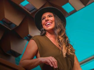 Michelle Dernersissian en Miami Design District