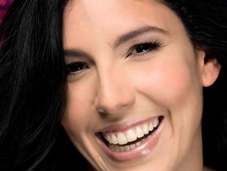 Michelle Dernersissian retrato por Alfonso Zapata
