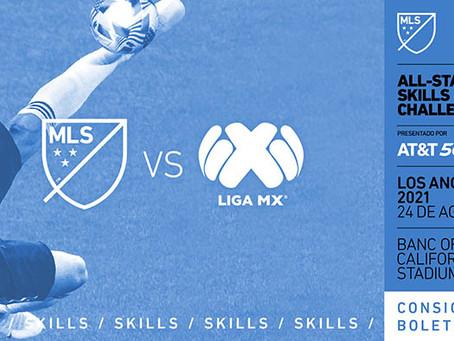 El Equipo de Estrellas de la LIGA BBVA MX Participará en el Skills Challenge vs. la MLS