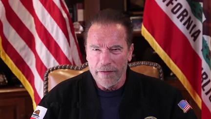 """Arnold Schwarzenegger calificó a Donald Trump como el """"peor presidente de la historia"""""""
