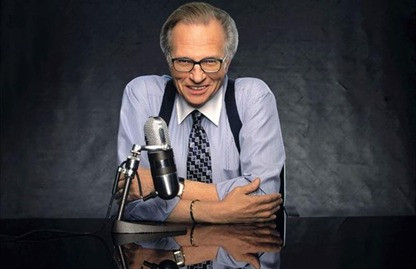 Muere Larry King, el legendario entrevistador de celebridades, tras ser hospitalizado por Covid19
