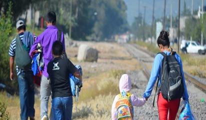 México: ACNUR encomia las reformas legislativas para defender los derechos de los menores refugiados