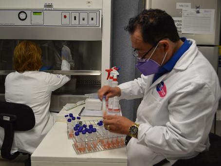 SSG identifica nuevo caso de contagio con la variante Delta