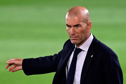 Zinedine Zidane da positivo a COVID-19, confirma el Real Madrid