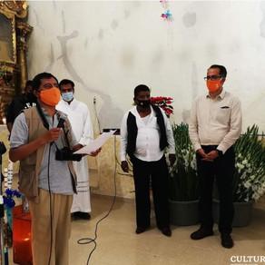Se fortalecen los esfuerzos para recuperar el patrimonio afectado por sismos en Puebla
