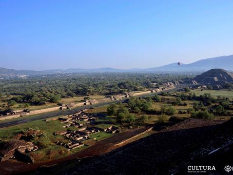 Expertos del INAH trabajan en aplicación para visitar Teotihuacán virtualmente