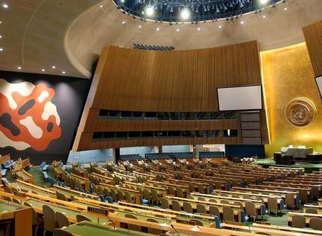ONU llama a forjar la paz juntos: Nuestro enemigo común es un virus