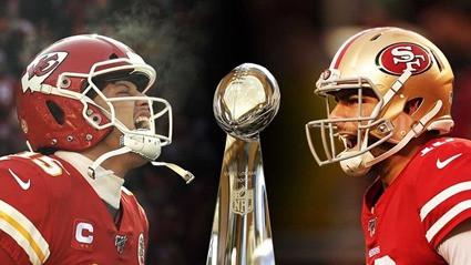 Tom Brady y Patrick Mahomes tendrán su quinto duelo en el juego por el título de la NFL