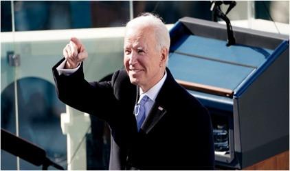"""Dice AMLO que """"No hace falta hablar otra vez con Biden"""""""