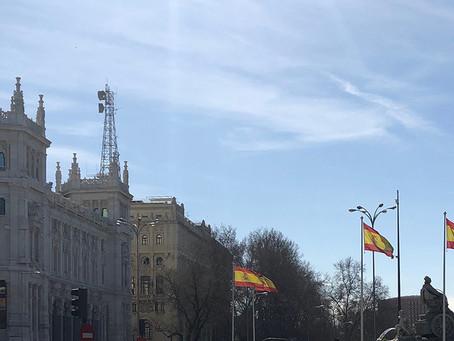 La ciudad de Madrid, en España, entra en la Lista de Patrimonio Mundial